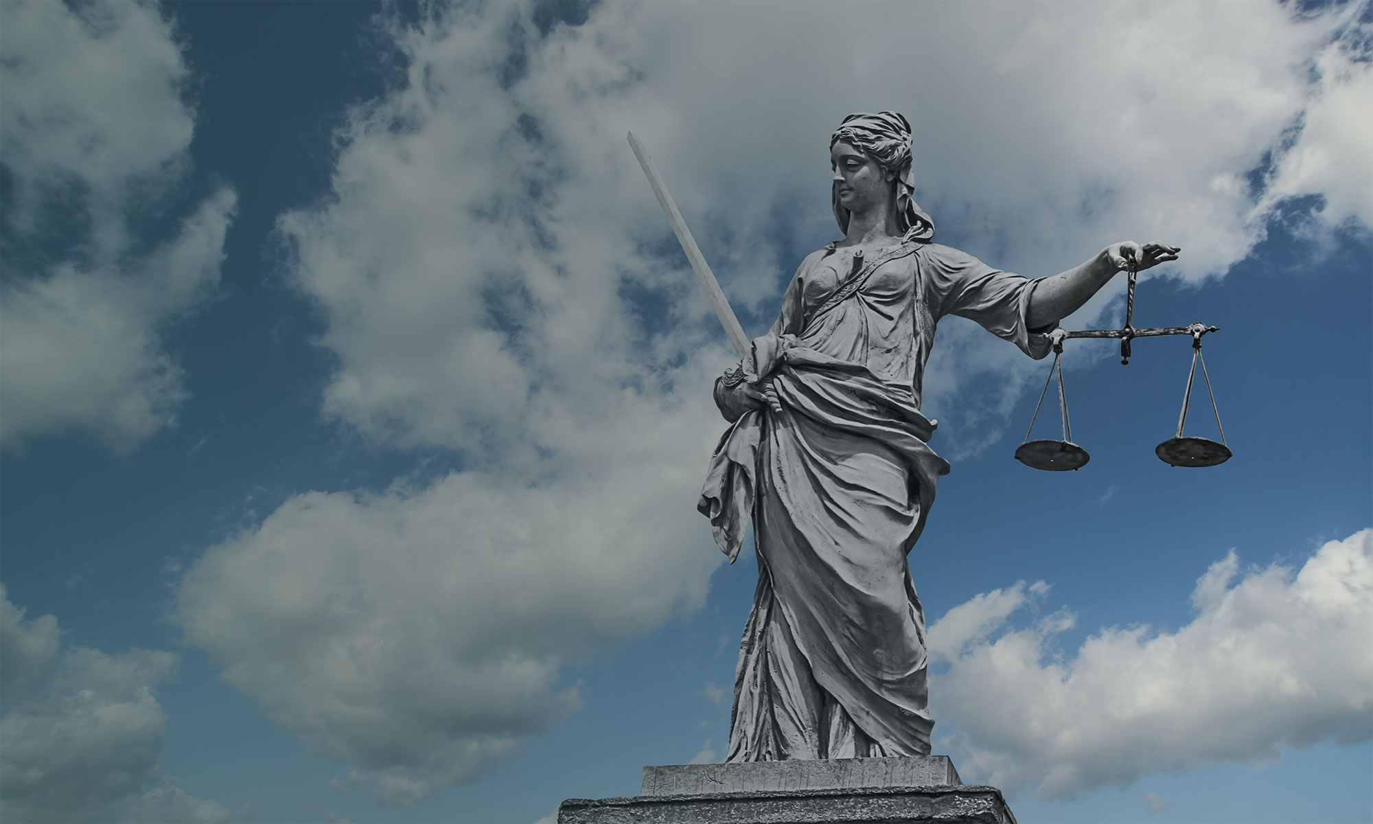 Lady Justice Background Image